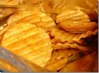 potato  chips چیپس