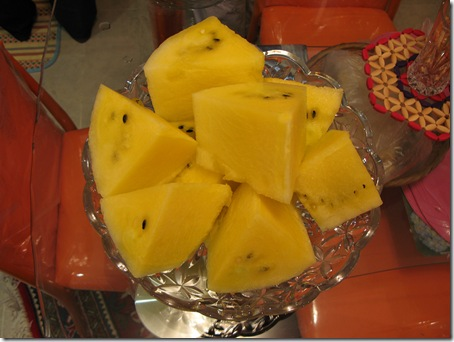 هندوانه آناناسی