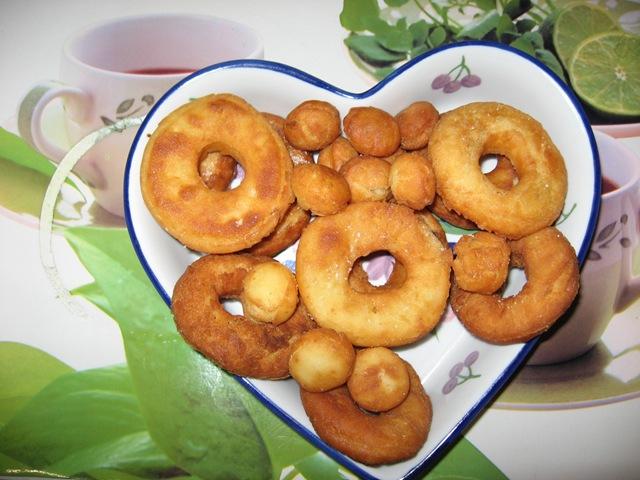 دونات خانگی | میزغذا