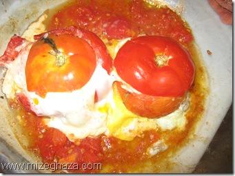 گوجه فرنگی تخم مرغی