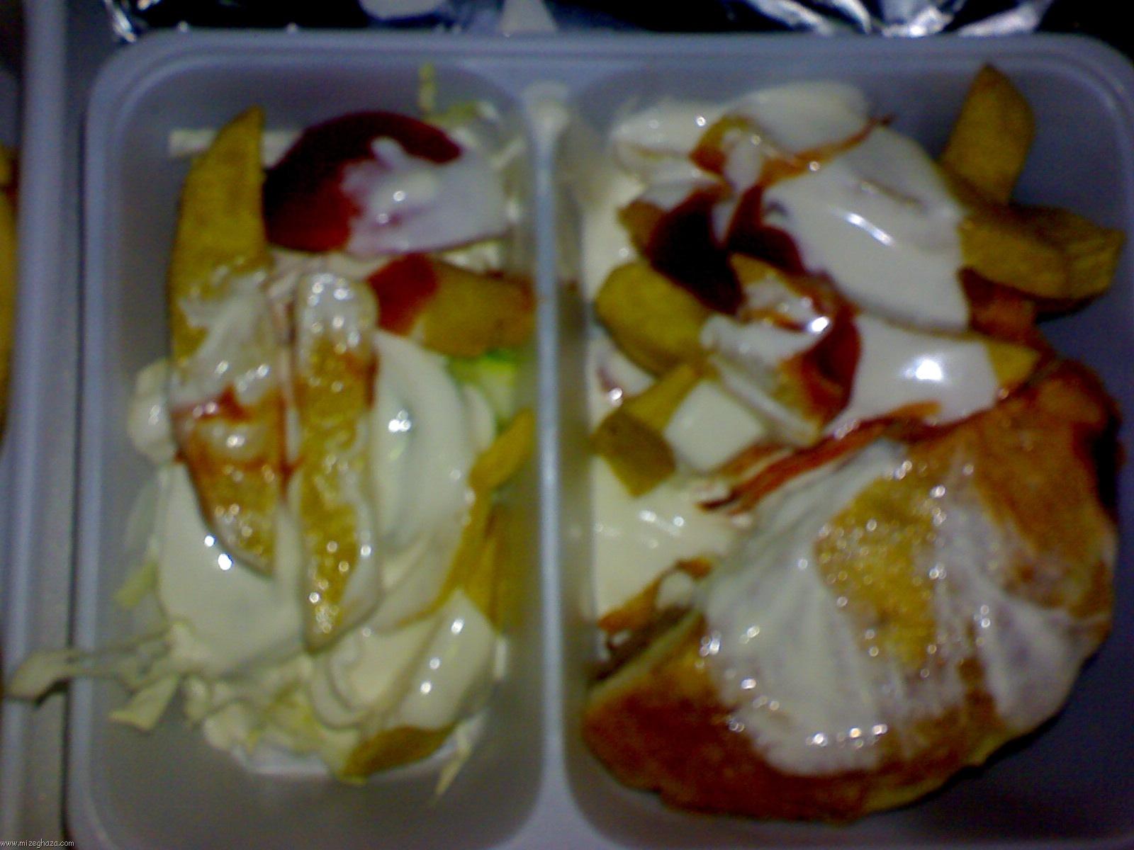 عکس غذای پاستا
