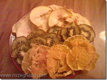 میوه خشک 3